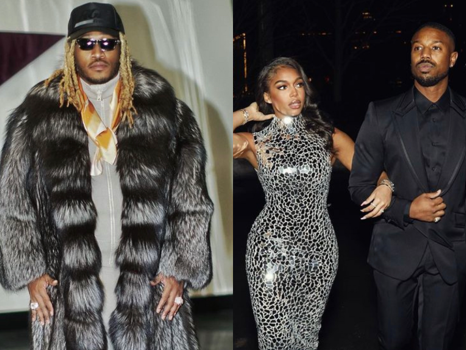 Future Appears To Dish Additional Insults Towards Lori Harvey & Michael B. Jordan: She Didn't Have A Choice But To Go F**k A Lame After Me
