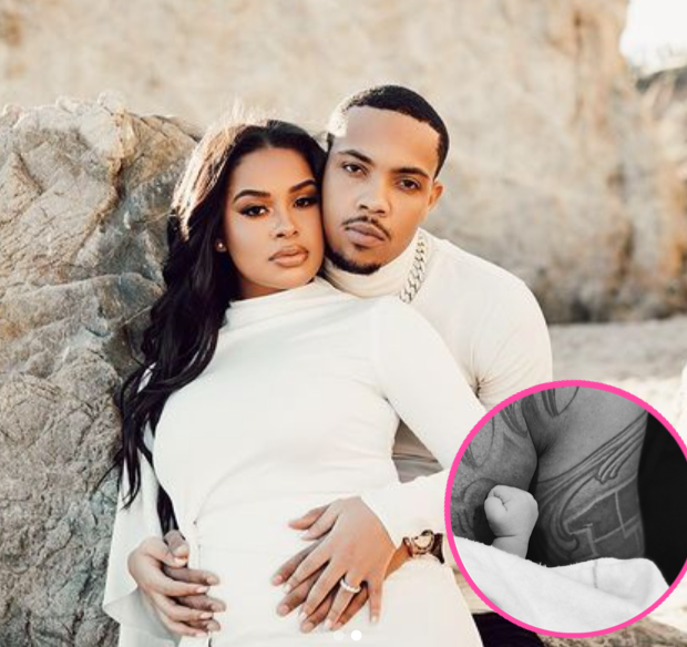 G Herbo & Taina Williams Welcome New Baby + Rapper Pleads Not Guilty To Charge Of Lying To FBI Agents In Fraud Case