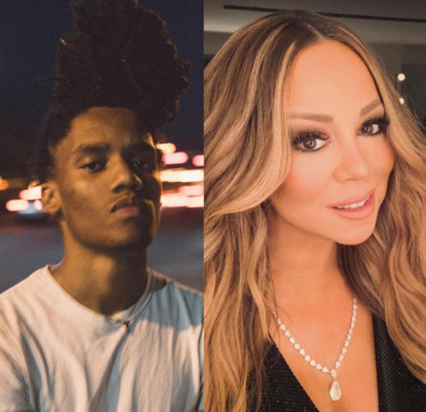 """Mariah Carey Shades Rapper Who Sampled 'Shake It Off': """"Respond To My Lawyers"""" + Questlove Intervenes"""