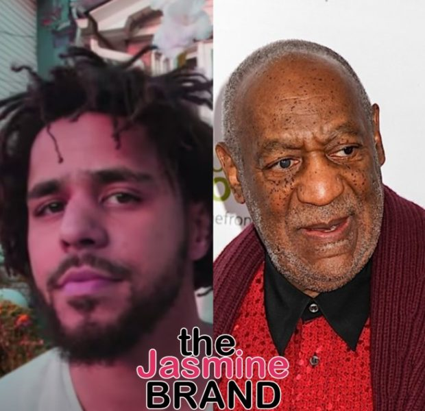 J. Cole Sparks Controversy After Referencing Bill Cosby In Freestyle [WATCH]