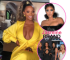 EXCLUSIVE: Kandi Burruss Says She 'Contemplates' Leaving 'RHOA': It's Just Stressful + Explains Why She Doesn't Know Where She & Porsha Williams Stand, Confirms Xscape Biopic Is Still 'Possibly' Happening