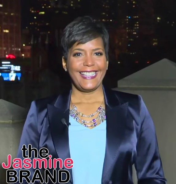 Atlanta Mayor Keisha Lance Bottoms Is Not Seeking A Second Term