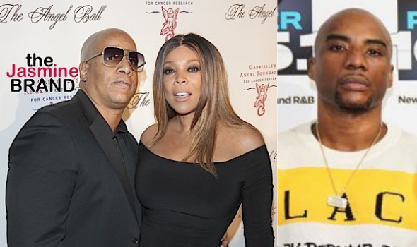 Update: Wendy Williams' Ex Kevin Hunter Says He Despises Charlamagne In Leaked Audio, Also Seemingly Admits To Axing Radio Personalities HBO Deal & Sending Negative Stories To Press