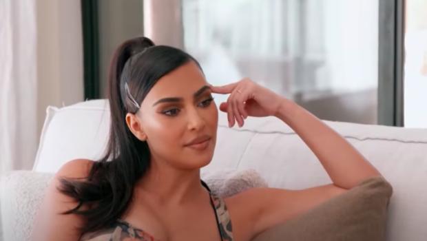 Kim Kardashian Failed 1st-Year Law Student Exam
