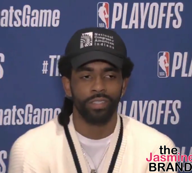 NBA's Kyrie Irving Speaks Out After Almost Being Hit By Water Bottle Thrown By Celtics Fan: A Lot Of People Feel Entitled Out Here