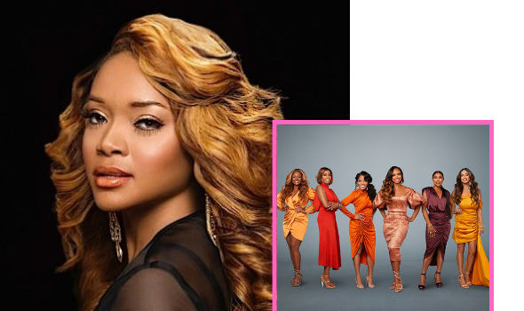 Mariah Huq Says 'Married To Medicine' Is 'Going Down In Flames' Amid Her Discrimination Lawsuit Against Bravo