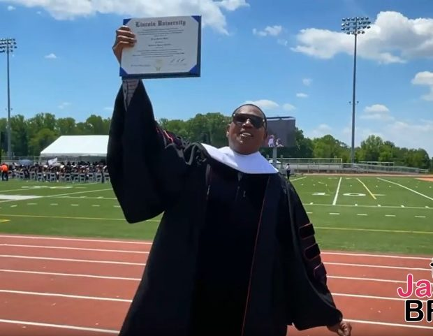 Master P Awarded Honorary Doctorate By HBCU Lincoln University: From The Projects To Getting A Doctoral Degree
