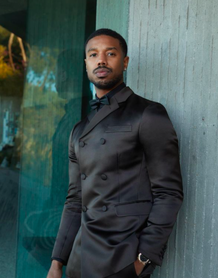 Michael B. Jordan Is Breaking His Family's Naming Tradition W/ Future Children: The Pressure I Had To Live Up To My Dad's Name, I'm Not Gonna Put That On My Kid
