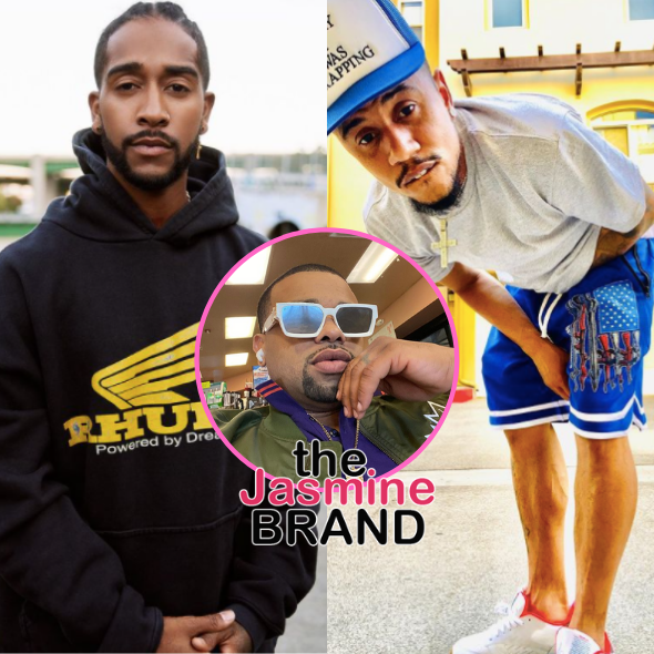 Raz-B Shares 'Rumor' That Omarion & Lil Fizz Are 'Working Out Misunderstandings': Was It A 'LHHH' Plot?