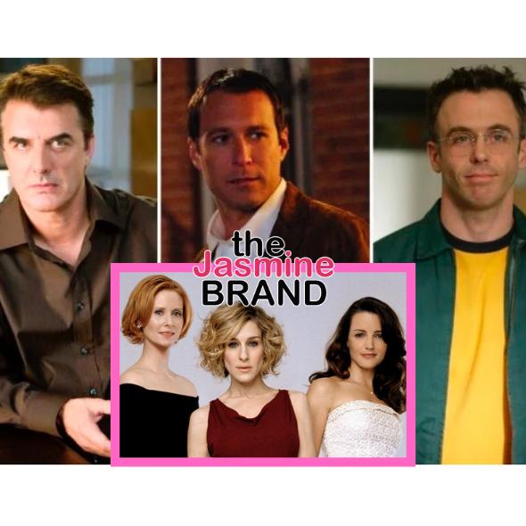 'Sex & The City' Reboot To Feature All 3 Leading Men – Mr. Big, Aidan Shaw & Steve Brady