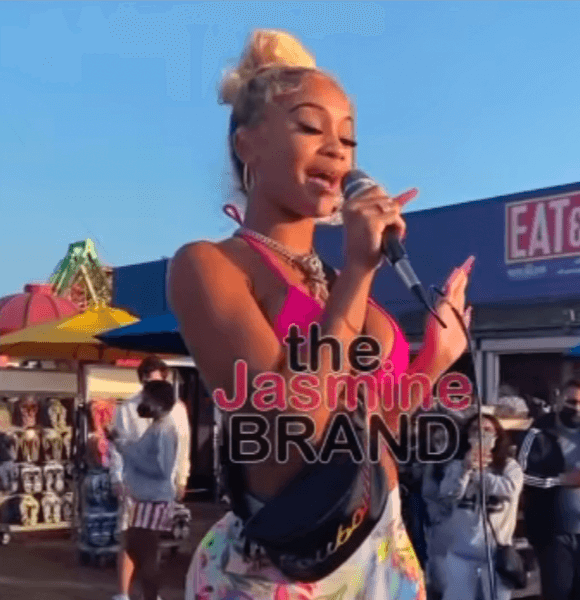 Saweetie Denies Asking For Money During Impromptu Show: I Got My Own Money, Y'all Quit Playing With Me