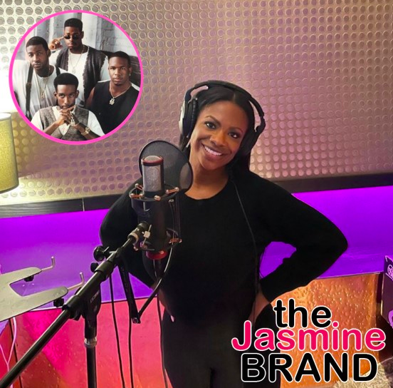 Kandi Burruss Stands By Her Allegations Against Boyz II Men & The Way They Treated Her: It Was Disrespectful As F*ck!
