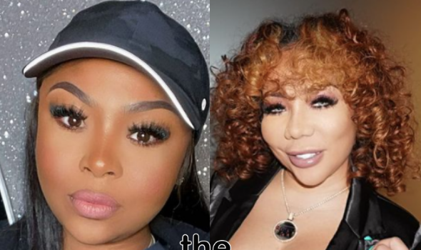 Shekinah Anderson Alleges Someone Is Paying Blogs To Slander Her Amid Fallout W/ Tiny Harris + Tiny Seemingly Responds: Stop Harassing Me!