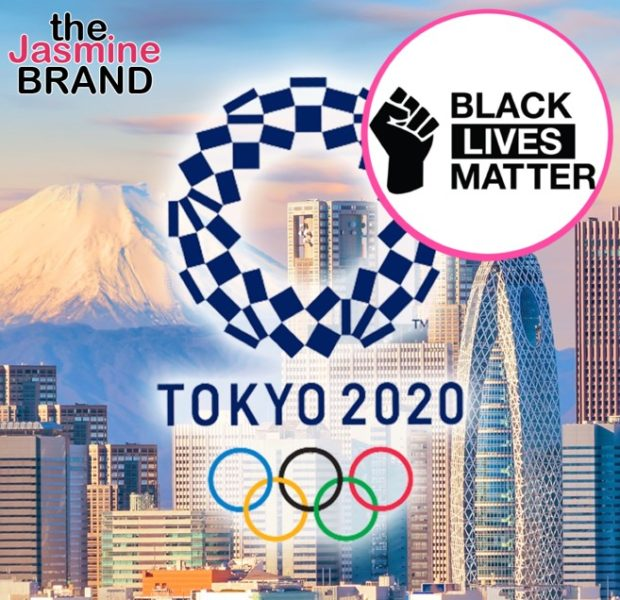 Black Lives Matter Apparel Banned From Upcoming Tokyo Olympics, No Social Or Political Protesting Allowed