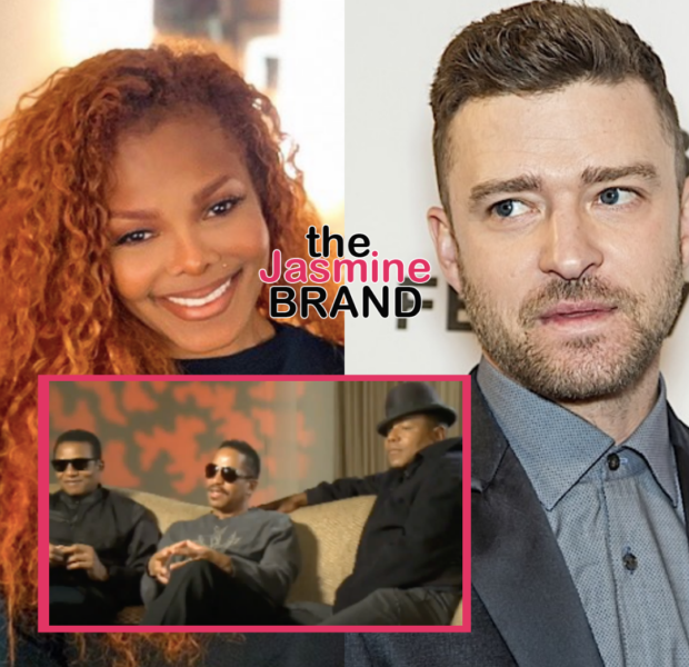 Janet Jackson's Brothers Say They're Thankful Justin Timberlake Apologized For 2004 Super Bowl Incident But Their Family Is Ready To Move On