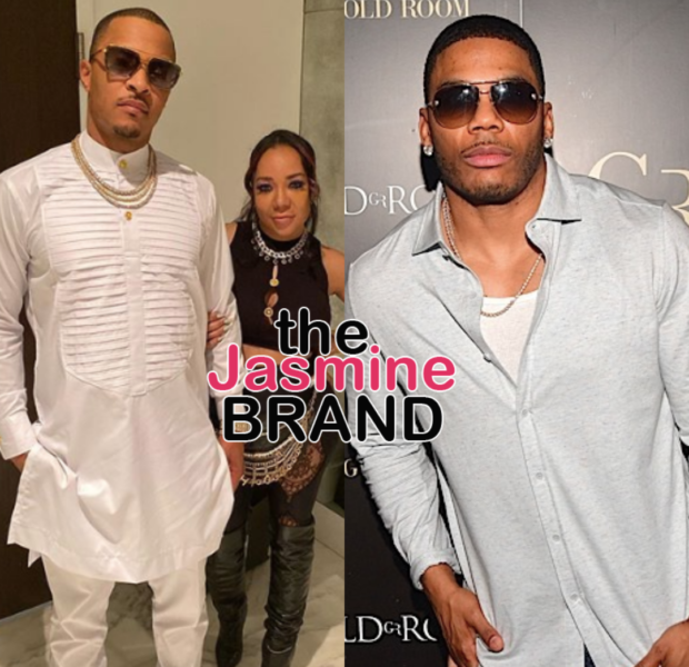 T.I. & Tiny Accused Of Forcing A Woman To Sleep With Nelly In 2014
