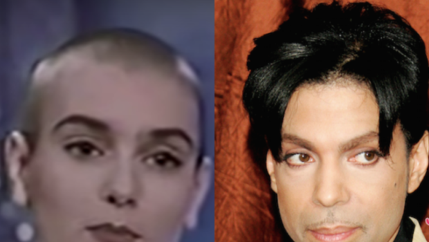 Singer Sinead O'Connor Alleges Prince Assaulted Her During A Pillow Fight