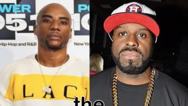 Funk Flex Is Calling Out Charlamagne Tha God For Sexual Assault Allegations He Once Faced & Old Controversial Tweets