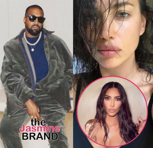 Kanye West Rumored To Be Dating Supermodel Irina Shayk Amid His Divorce From Kim Kardashian