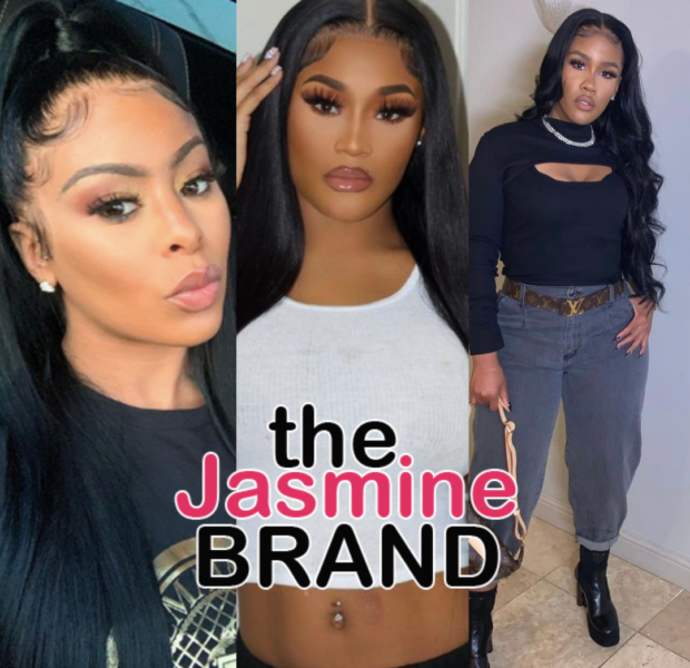 Alexis Skyy & Lira Galore Have Heated Confrontation With Akbar V After Attending The Same Night Club