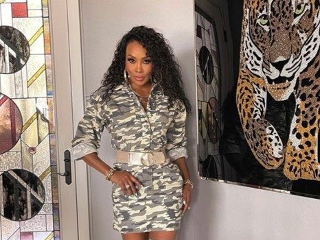 Vivica Fox Says She Got Divorced Because She Was The Financial Provider: My Mother Didn't Raise Me To Take Care Of A Man