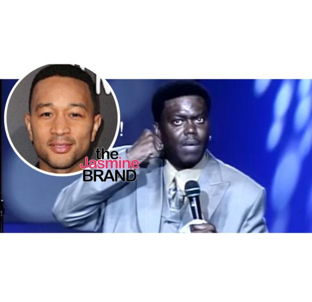 Bernie Mac Biopic Underway, John Legend Production Company To Produce