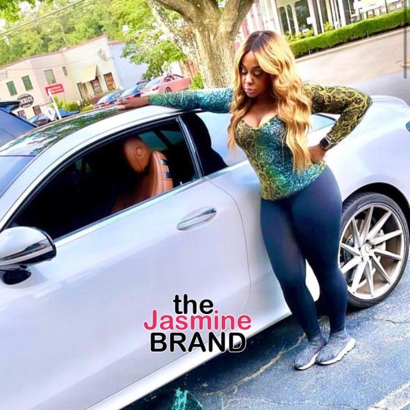 Phaedra Parks Says 2 Men Broke Into Her Car & Stole 'Sentimental Items'