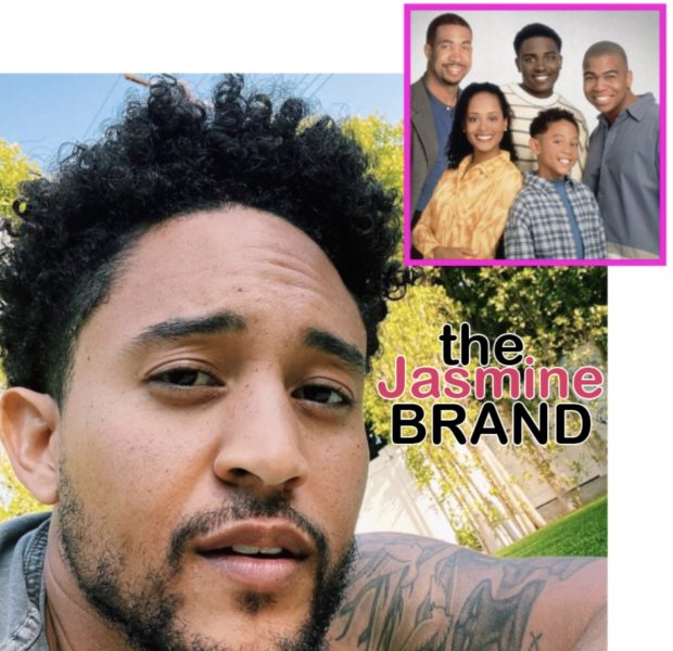 Actor Tahj Mowry Discusses Plans To Reboot '90s Sitcom 'Smart Guy': We Have The Ball Rolling