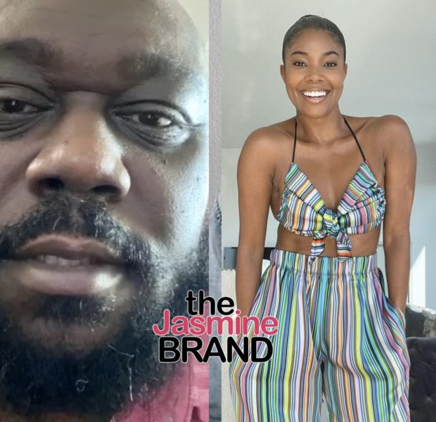 Faizon Love Recalls Allegedly Making Out With Gabrielle Union [VIDEO]