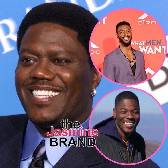 Bernie Mac's Daughter Wants Actor Aldis Hodge To Play Him In Biopic, Says YouTuber Mark Phillips Should Portray Late Comic In Younger Years