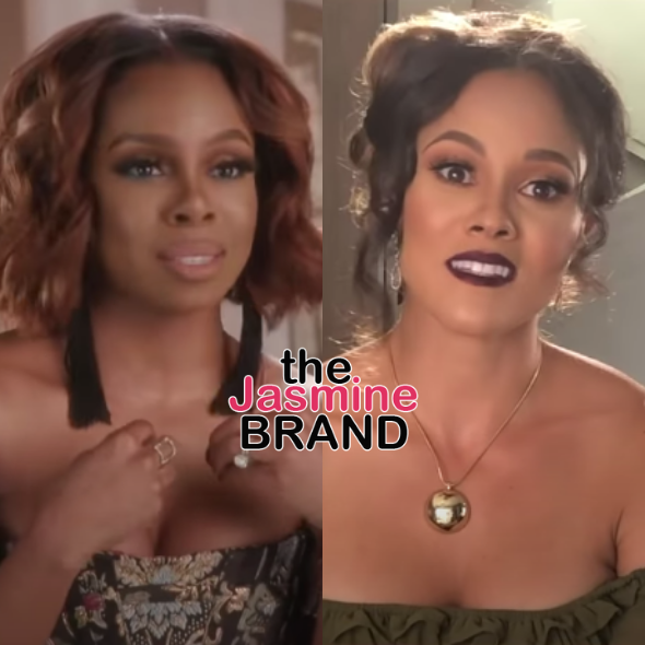 Candiace Dillard Accused Of Bodyshaming Ashley Darby During Heated Exchange On 'RHOP'