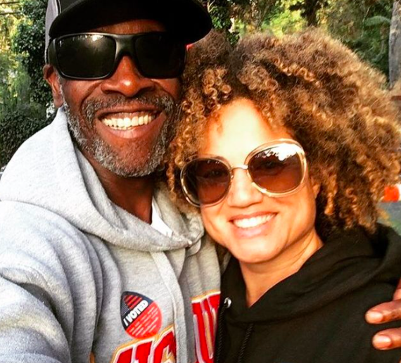 Don Cheadle Reveals He & His Girlfriend, Actress Brigid Coulter, Secretly Tied The Knot During COVID-19 Pandemic, Dated For 28 Years