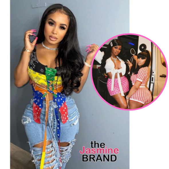 DreamDoll Expresses Her Sexual Attraction To Famous Women In New Song 'Tryouts': I Wanna Have A Threesome W/ The City Girls