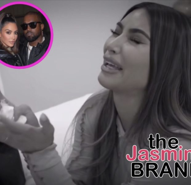 Kim Kardashian Breaks Down Over Marriage With Kanye West Ending: I Feel Like A Failure, It's My 3rd Marriage!