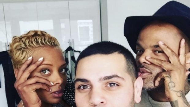 Eva Marcille Turns Off Comments As She Defends Friend Michael Costello Amidst Allegations of Racism & Body Shaming