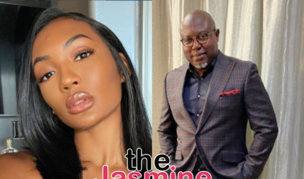 Falynn Guobadia Posts Alleged Texts Of Ex Husband Simon Threatening To Sue Her: I'm Coming After Her Liquid Assets & Her Valuables