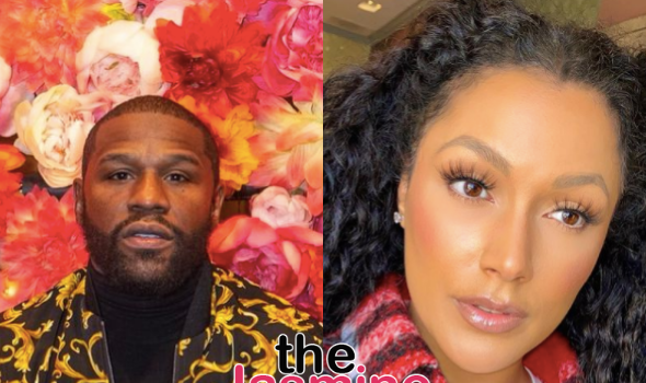Floyd Mayweather's Ex-Fiancée Shantel Jackson Drops 2014 Lawsuit Against Him, Previously Accused Him Of Assault & Stealing $3 Million In Jewelry From Her