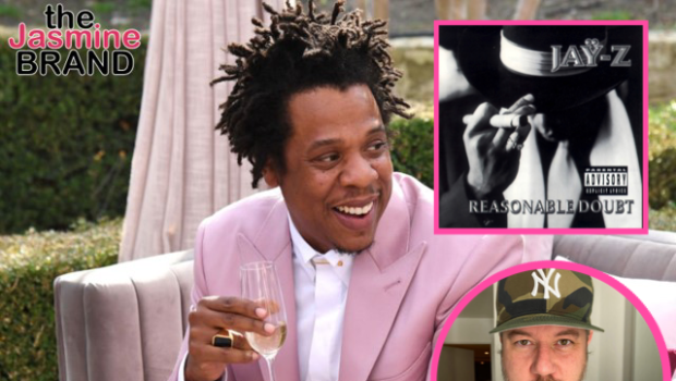 Jay-Z Sues Photographer Of 'Reasonable Doubt' Album Cover For Using His Likeness W/o Permission, Photographer Claims He's Protected By 1st Amendment