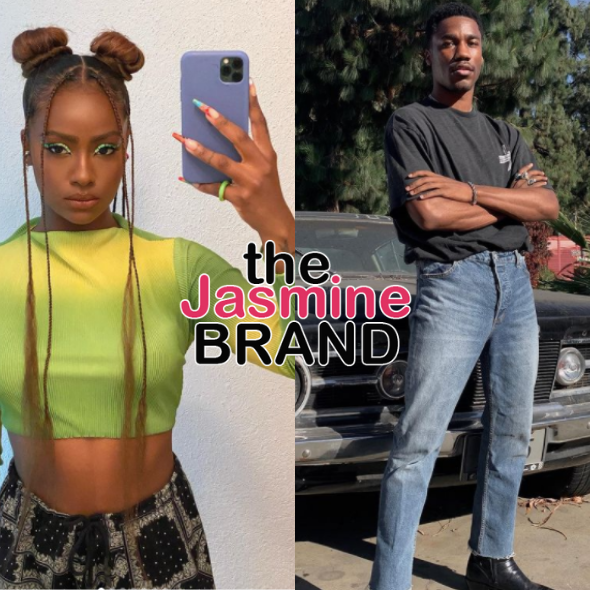 Justine Skye Shares Cryptic Tweets Alluding To Breakup With Giveon: A Man Wouldn't Know How To Treat You Right If You Gave Them A Manual