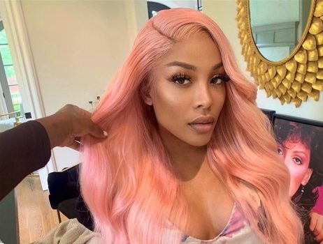 K. Michelle Tweets 'I'm Just Pretty, Get Over It' After Going Viral For Her Appearance