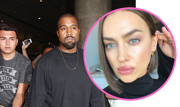 Kanye West & Irina Shayk Reportedly Very Much A Couple Despite 'Cooling Off' Rumors