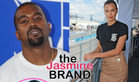 Kim Kardashian Has Allegedly Known About Kanye West's Relationship W/ Model Irina Shayk 'For Weeks', Insider Says 'It Doesn't Bother Her'