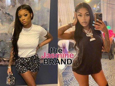 King Von's Sister Kayla B Appears To Respond To Asian Doll's Claims Regarding The Deceased Rapper: Ain't No Queen Von!