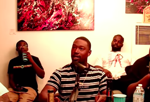 Kevin McCall Gets Into Heated Exchange On Podcast After He Admits He Hit A Woman 'Cause She Hit Me' [WATCH]