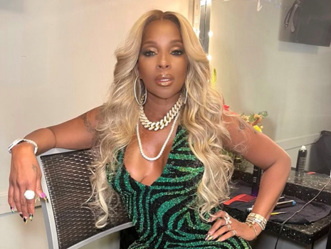Mary J. Blige Says Music Saved Her In Newly-Released Trailer For 'My Life' Documentary [WATCH]
