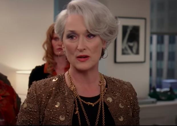 Meryl Streep Says She Was 'So Depressed' While Filming 'Devil Wears Prada', Never Broke Character On Set
