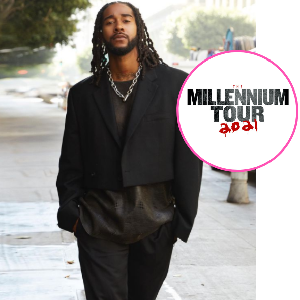 Omarion Announces Millennium Tour Is Coming Back This Fall