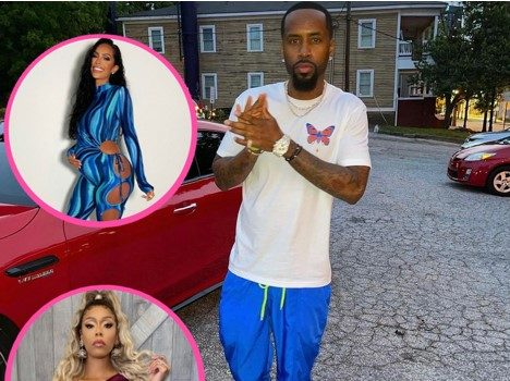 Erica Mena & 'LHHATL' Star Bambi Respond To Safaree Samuels Wanting To Be In Delivery Room W/ His Estranged Wife: Why Would You Choose To Be In There With Someone Who Doesn't Like You?