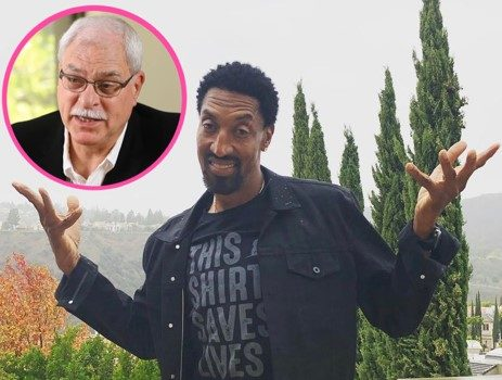 Scottie Pippen Claims Former NBA Coach Phil Jackson Is Racist For Denying Him The Last Shot At 1994 Playoffs