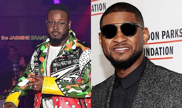 T-Pain Recalls Usher Telling Him He 'F***ed Up Music': That Very Moment Started A 4-Year Depression For Me